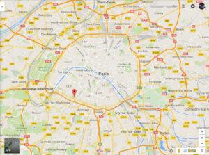 Google Map Soulside IDF